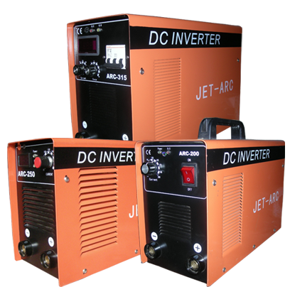 inverter dc welding machines